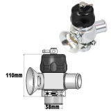 TURBO DUAL PORT ADJUSTABLE Performance 38mm Blow Off Valve