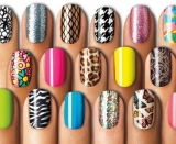 Perfect Shiny Nails No More Smudges! Nail Art Strips Zero Drying Time