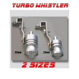 Exhaust Whistler Turbo sound Supercharger whistle Monster Size